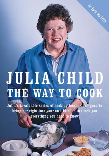 The Way To Cook DVD