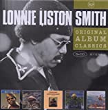 echange, troc Lonnie Liston Smith - Original Album Classics : Astral Travelling / Expansions / Cosmik Funk / Vision Of New World / Reflections of a Golden Dream (C
