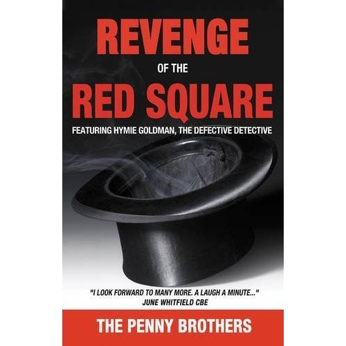 Revenge of the Red Square (Hymie Goldman, the defective detective series Book 2) PDF