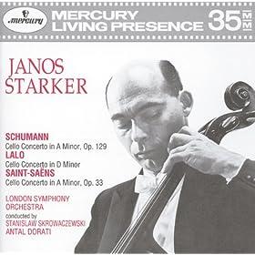 Schumann / Lalo / Saint-Sa�ns: Cello Concertos