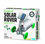 Green Science - Solar Rover Toys - Boys Play and Learn Creative Activity Toy