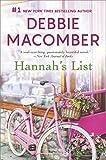 Hannah's List (A Blossom Street Novel)