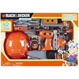 Black and Decker Jr Mega Tool Set