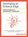 img - for Developing an Ember.js Edge book / textbook / text book