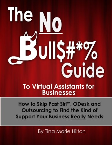 Tina Marie Hilton - The No Bullshit Guide to Virtual Assistants for Businesses