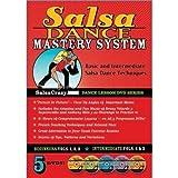 Salsa Dance Instructions on DVD: Salsa Dance Mastery System, 5 DVD's!