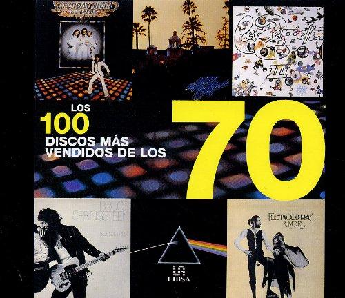 LOS 100 DISCOS MAS VENDIDOS DE LOS 70