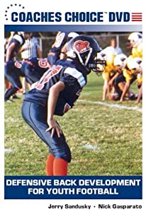 Defensive Back Development For Youth Football