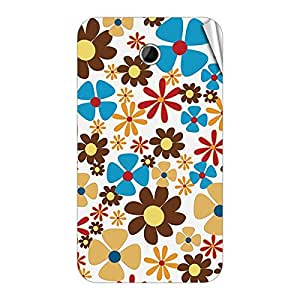 Garmor Designer Mobile Skin Sticker For Lenovo A385E - Mobile Sticker