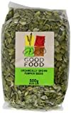 Good Food Pre-packed Organic Pumpkin Seeds (Pack of 2)