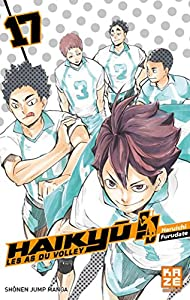 Haikyu!! Les AS du Volley Edition simple Tome 17