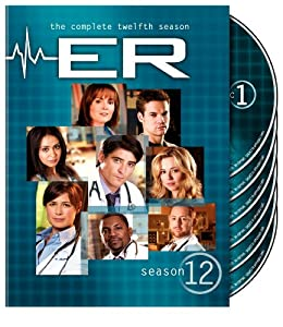 ER: The Complete Twelfth Season from Warner Home Video