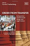Order from Transfer: Comparative Constitutional Design and Legal Culture (Studies in Comparative Law and Legal Culture Series)