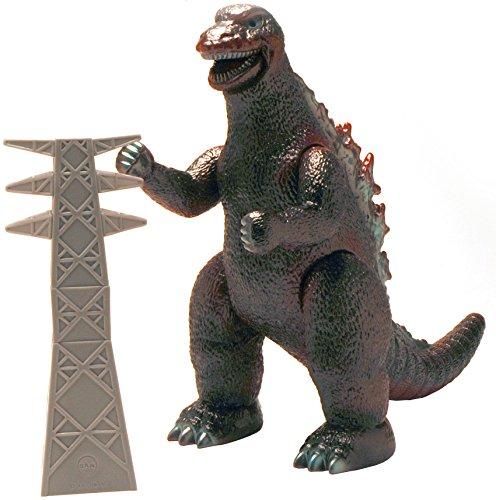 世紀の大怪獣 ゴジラ450 & 大鉄塔セット 昭和90年版