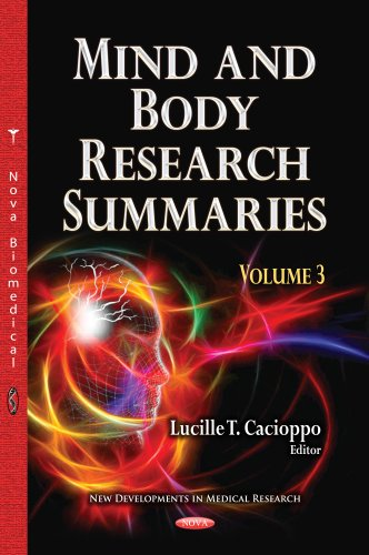 Mind & Body Research Summaries: 3 (New Developments in Medical Re)
