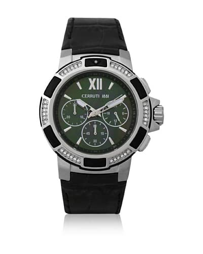 Cerruti Reloj CRM030A222H Negro
