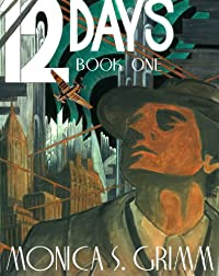 12 Days - Book One by Monica S. Grimm ebook deal