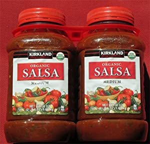 KirkLand Organic Salsa Medium 2 LBS 6.Oz (2 Pack)