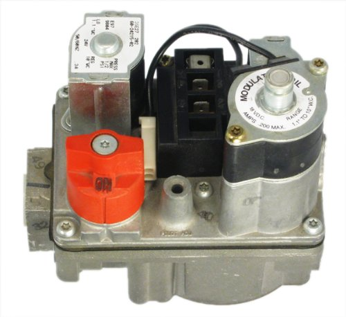 Rheem 60-24215-01 Modulating Direct Spark Ignition Gas Valve (White-Rodgers # 36E27-201)