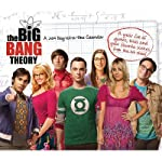 (5x6) The Big Bang Theory - 2014 Day-at-a-Time Calendar