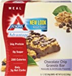 Atkins, Advantage, Chocolate Chip Gra...