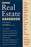 Real Estate Handbook (Barron's Real Estate Handbook) (0764152637) by Friedman, Jack P.