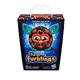 Stars Furby Furblings Orange Plush Figure