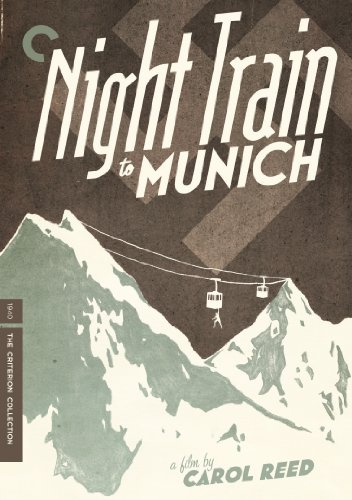 Cover art for  Night Train to Munich (The Criterion Collection)