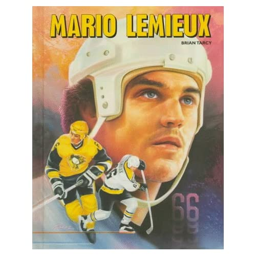 Mario LeMieux (Ice Hockey Legends)