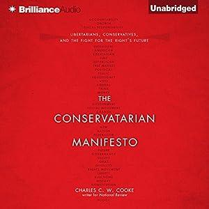 The Conservatarian Manifesto Audiobook