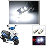 Vheelocityin 9 SMD LED Parking Bulbs for all Bikes/ Motorcycle/ ScooterFor Honda Dio 2015 available at Amazon for Rs.150
