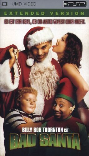Bad Santa (Extended Version) [UMD Universal Media Disc]