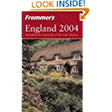 Frommer's England 2004 (Frommer's Complete Guides)