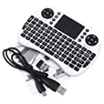 2.4G Wireless Keyboard &amp; Touchpad For...