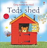 Ted's Shed (Usborne Easy Words to Read) Phil Roxbee Cox