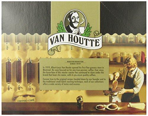 Van Houtte Belgian Chocolate Coffee, 24-Count K-Cups for Keurig Brewers (Pack of 2)