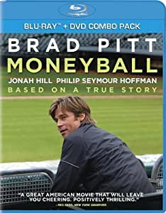 NEW Pitt/hill/hoffman/wright - Moneyball (Blu-ray)