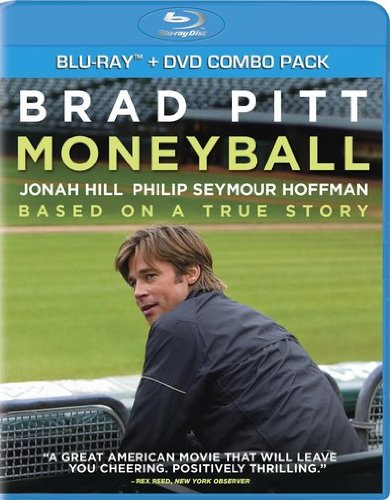 Cover art for  Moneyball (Two-Disc Blu-ray/DVD Combo + UltraViolet Digital Copy)