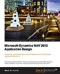 Microsoft Dynamics NAV 2013 Applicati...