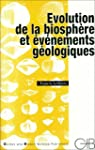 Evolution de la biosph�re et �v�nemen...