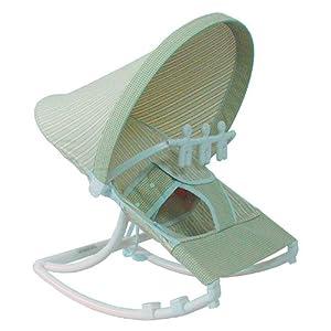Hoohobbers Rocking Infant Seat, Celery Sherbert