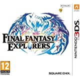 FINAL FANTASY EXPLORERS - STANDARD EDITION [3DS] (Japan Import)