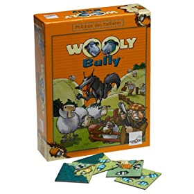 Wooly Bully game!