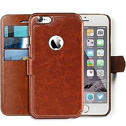 iPhone 6, 6s Wallet Case - Ultra Slim, Light Case - Apple iPhone 6, 6s (4.7\