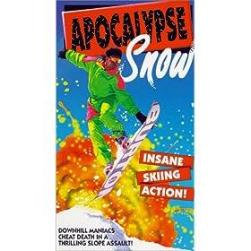 Apocalypse snow poster