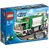LEGO City 4432: Garbage Truck