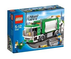 Amazon.com: LEGO® City Garbage Truck - 4432.: Toys & Games