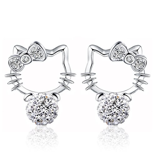 incendemme-boucles-doreilles-femme-925-argent-sterling-diamante-hello-kitty-shamballa