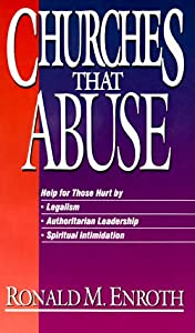 "Cover of ""Churches That Abuse"""