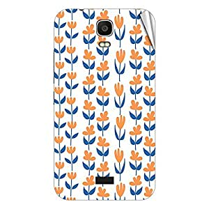 Garmor Designer Mobile Skin Sticker For Huawei Ascend Mate2 - Mobile Sticker